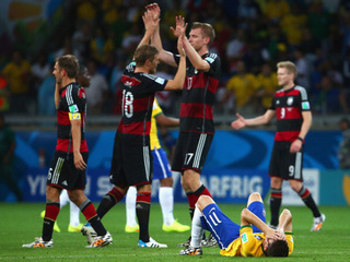 Germany's WCup win sets Twitter sports record
