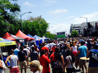 World Cup viewing party closes North Park street