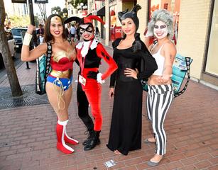 FOTOS: Disfraces de Comic-Con 2014