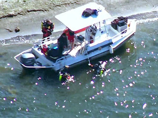 Police: No charges pending in boat collision