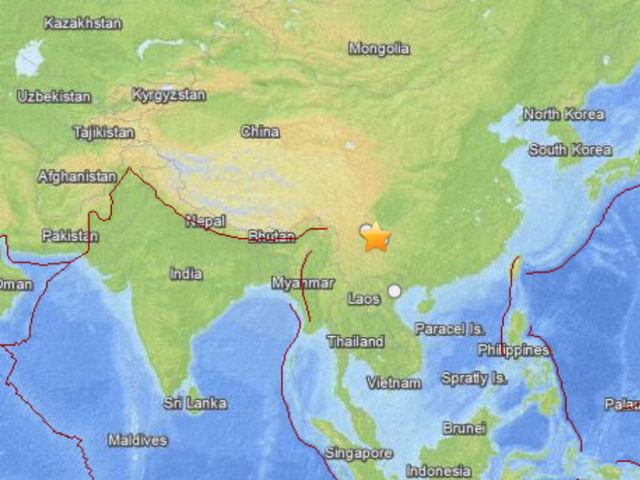 Xinhua China  City new picture : Xinhua: China earthquake death toll rises to 367 10News.com KGTV ...