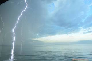 Storms move to mountains, deserts