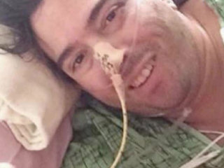 Cyclist's wife: 'He's fighting for his life'