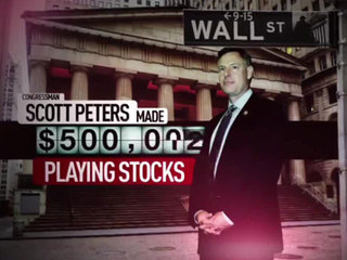New ad makes surprising claims about Peters