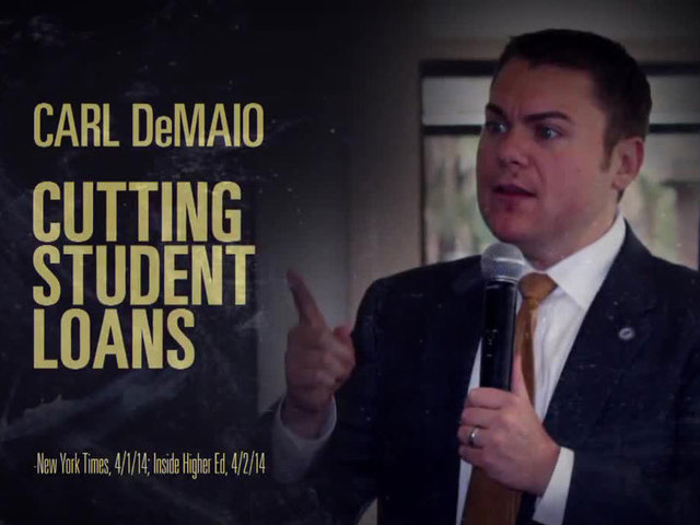 Campaign ad against 52nd District challenger Carl DeMaio