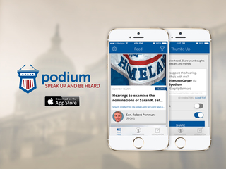Podium App