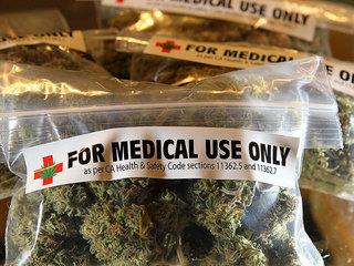 Letter: Veterans should get medical pot access