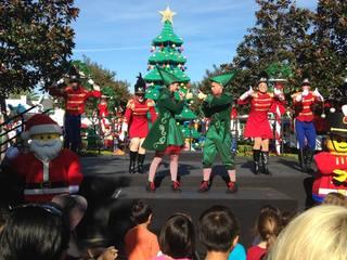 Fiestas Decembrinas en atracciones de San Diego