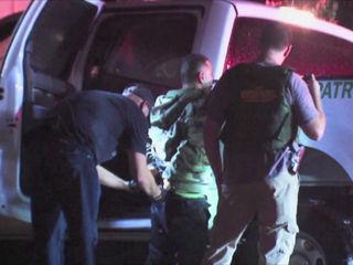 Arrestos de mexicanos en la frontera a la baja