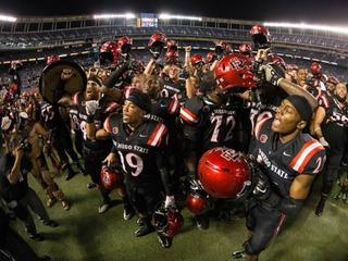 SDSU football back to old ways in 38-17 win