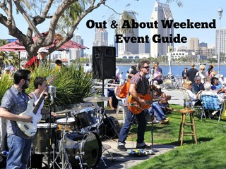 Out & About: The weekend's top events