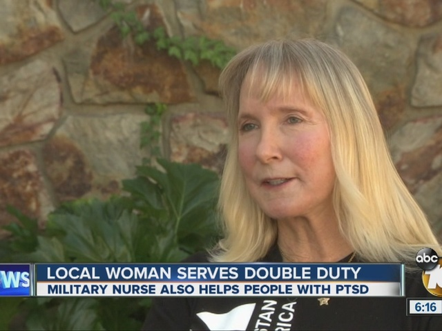 Salute to Military Heroes: Linda Stanley