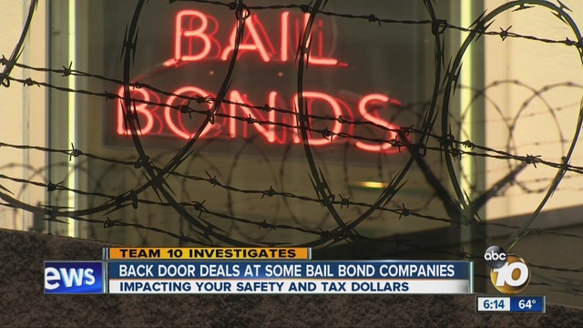 Team 10 sources bail bonds companies put your money safety at risk