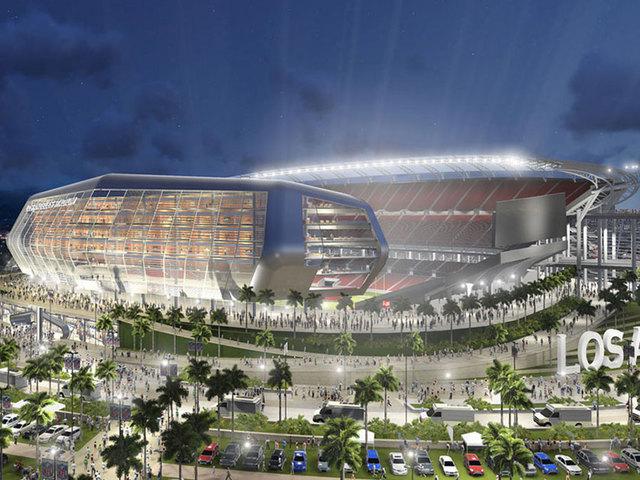 Carson City Council approves $1.7B NFL stadium - 10News.com KGTV ...