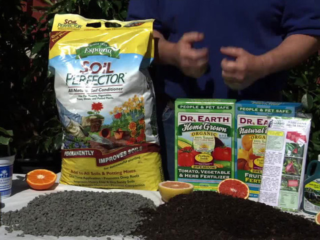 Garden Talk: Organics