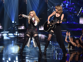 IMAGES: 2015 iHeartRadio Music Awards performers