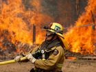 THEN vs. NOW: Wildfires last May, rain this May