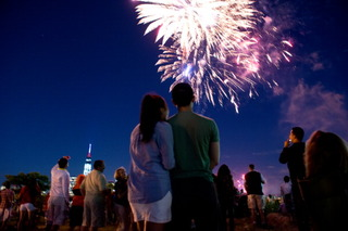 Where to watch fireworks in San Diego 2017