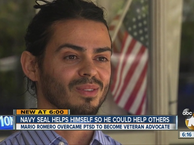 Salute to Military Heroes: Mario Romero