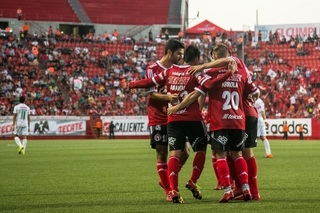 Club Tijuana venció 2 - 1 a Zacatepec