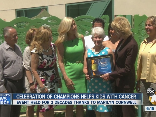 10News Leadership Award Recipient Marilyn Cornwell