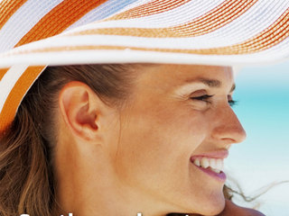 Soothe and restore sun-damaged skin