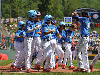 Sweetwater Valley's LLWS run ends with loss