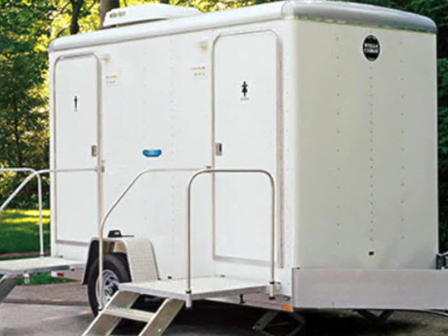 Group Looks To Bring Mobile Bathroom Downtown 48News KGTV Impressive Mobile Bathroom