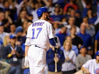 Kris Bryant named NL's Rookie of the Year