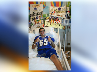 Flesh-eating bacteria survivor ready to go home