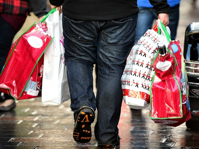 It's official... holiday shopping season is here