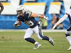 Chargers RB Danny Woodhead out with torn ACL