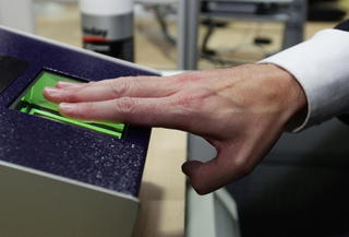 Otay Mesa border begins biometric screenings
