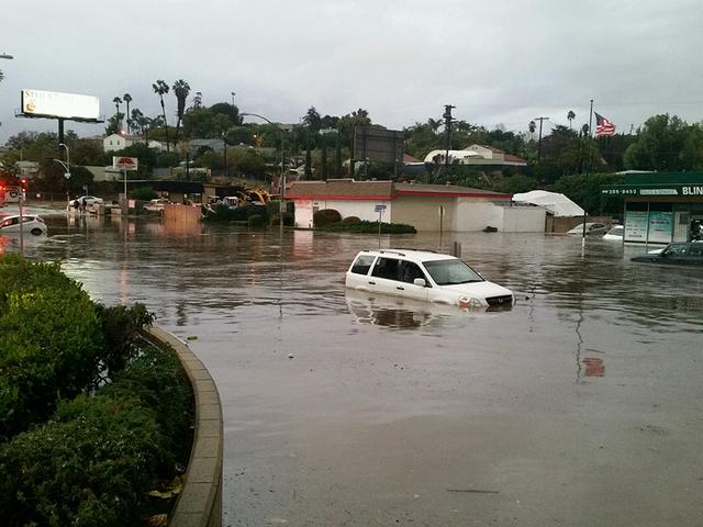 Flooding reported around San Diego County - 10News.com KGTV ABC10 San ...