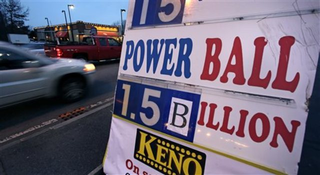 Tennessee couple claim winning Powerball ticket