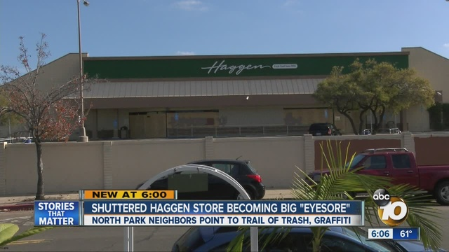 North Park Residents Closed Haggen Store Turning Into A