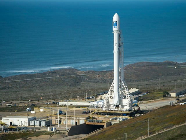 Vandenberg AFB Space Launch Complex 10