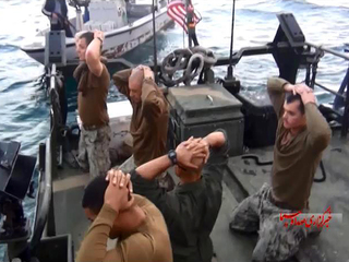 Navy failures led to capture of sailors by Iran
