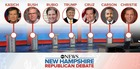 LIVE SATURDAY NIGHT: New Hampshire GOP Debate