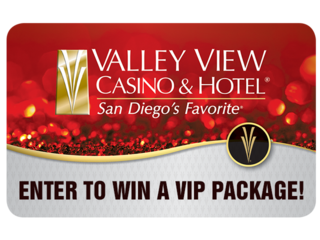 Be A Winner At Valley View Casino And Hotel