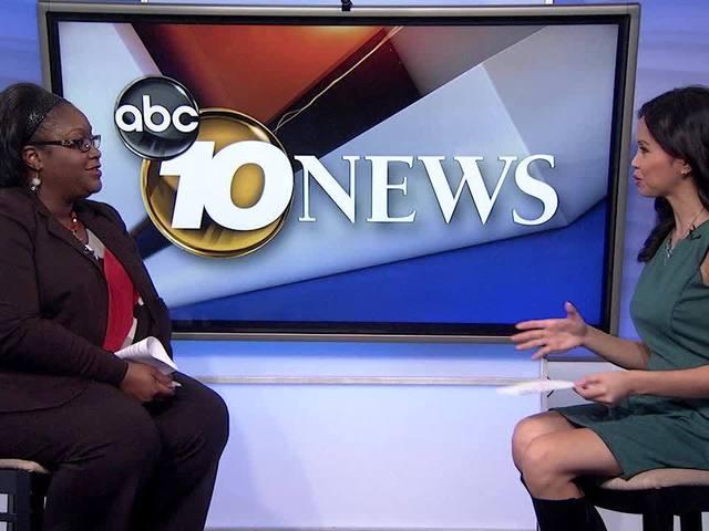 San Diego Newsmakers: LaShae Collins