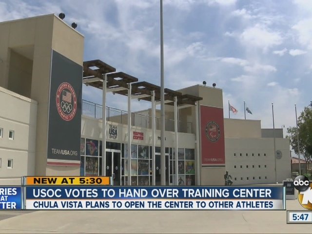 Chula Vista City Council Approves City Takeover Of Olympic