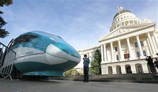 Where's California's high-speed rail?