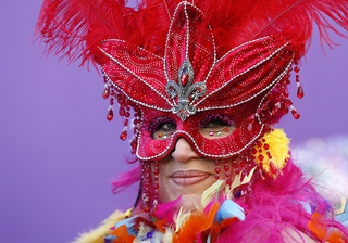 Mardi Gras: Good times roll in New Orleans