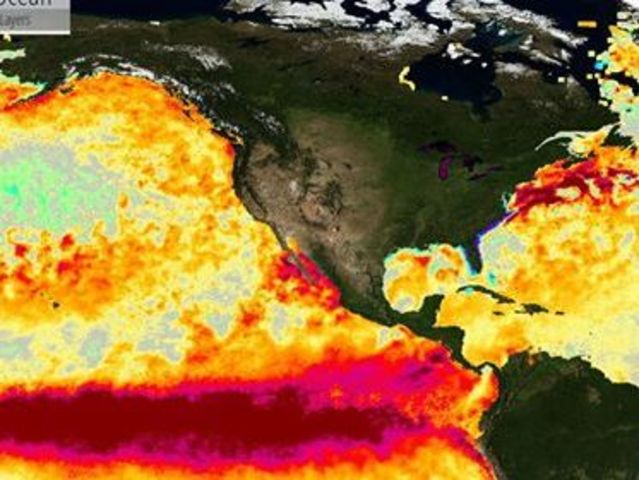 El Nino: There's more stormy weather to come