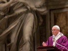 Pope: Let's share, be more sensitive