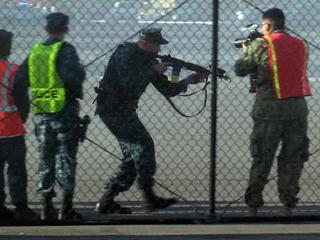 Active shooter drills held at NAS North Island