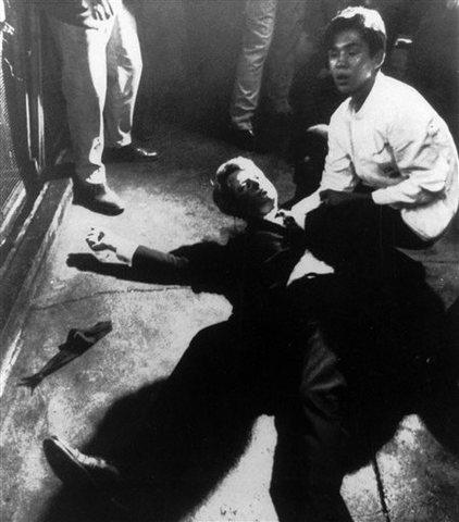 Man shot alongside RFK: 'Sirhan, I forgive you'
