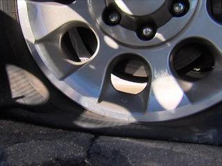 Vandals strike at least 22 vehicles in La Mesa