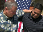 Sailor hailed as hero for life-saving actions